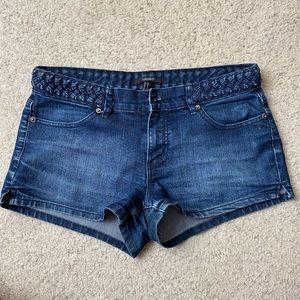 Jean Shorts!